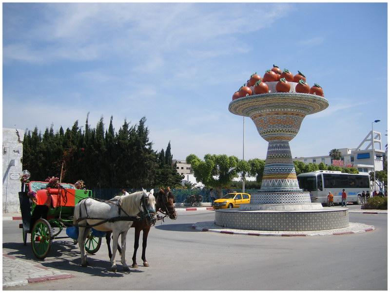 Voyage à Nabeul en Tunisie