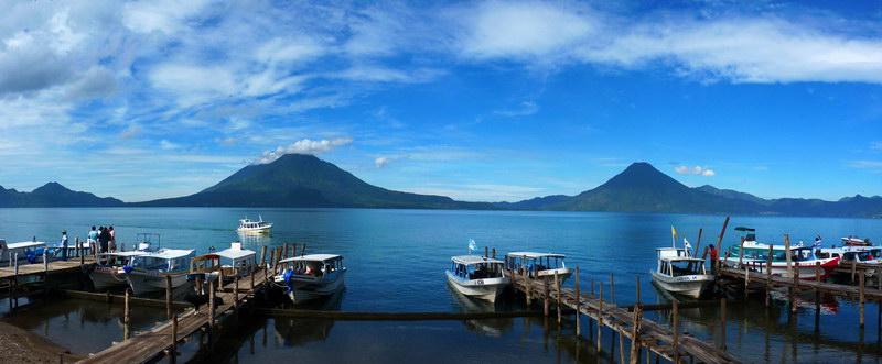 Voyage à Panajachel, Guatemala