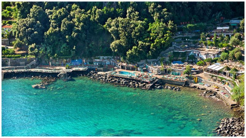 Voyage à l'Île d'Ischia, Italie
