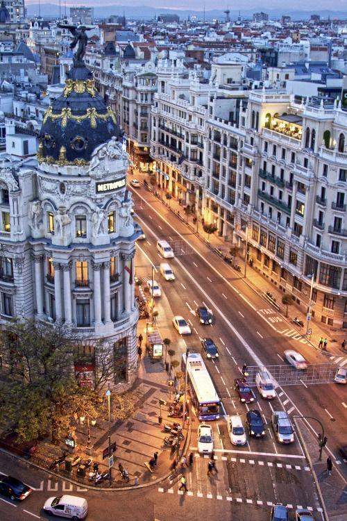 10 Endroits Visiter Madrid Cap Voyage