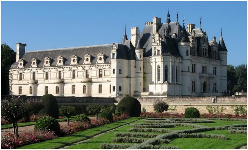 Ch teaux et jardins de lorraine france cap voyage for Jardins de france a visiter