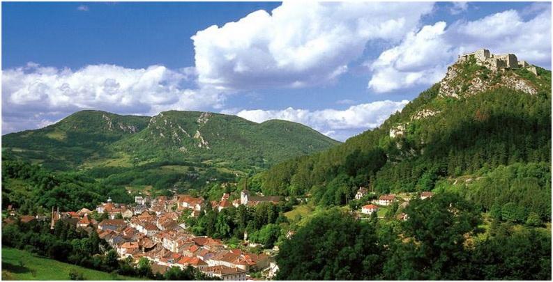 Le Jura Franche