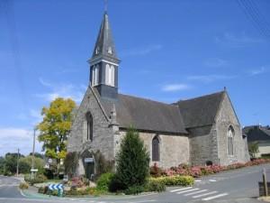 la Trinité Porhoët,France,Bretagne.patrimoine