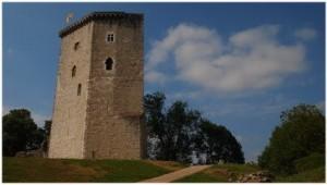 tour Moncade,Orthez,Aquitaine,France
