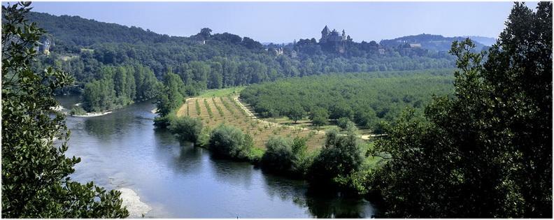 vallee de la dordogne,France