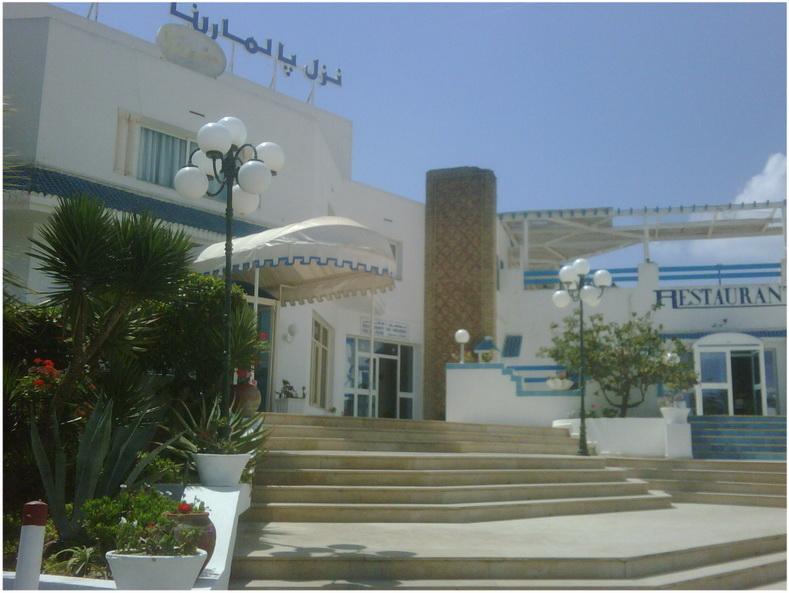 Hotel Palmarina Kelibia