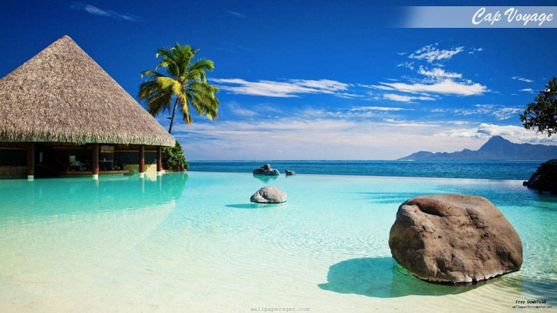 Les plus belles iles du monde, Bora Bora