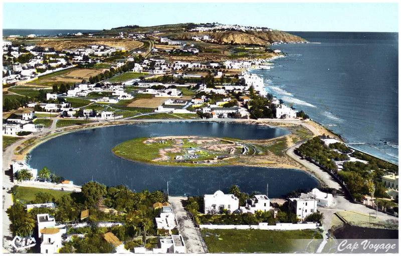 Le site archéologique de Carthage, voyage en Tunisie