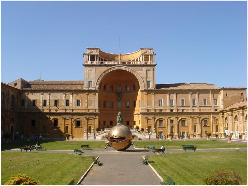 Musée vatican, Italie