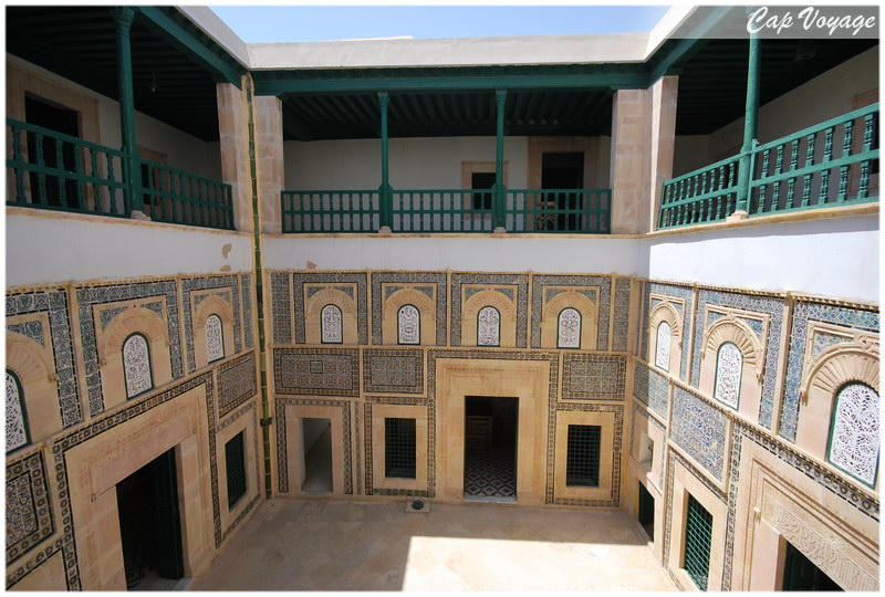 Le musée Dar Jellouli Sfax, Voyage en Tunisie