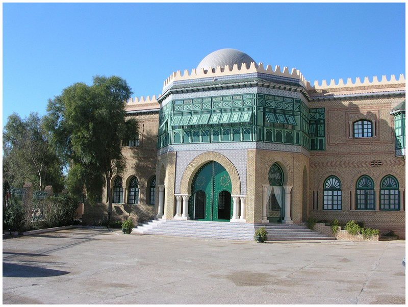 Dar Cherait Tozeur, Voyage en Tunisie