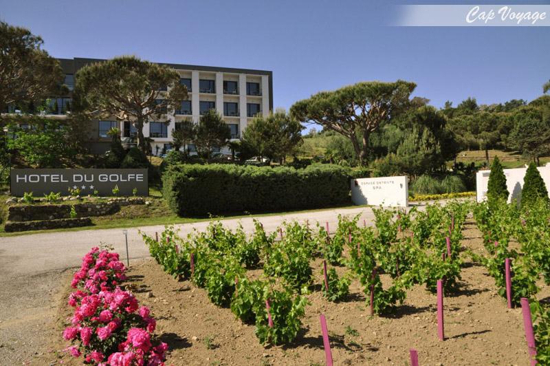 Hotel Du Golf, Argeles Sur Mer, France, vue de face
