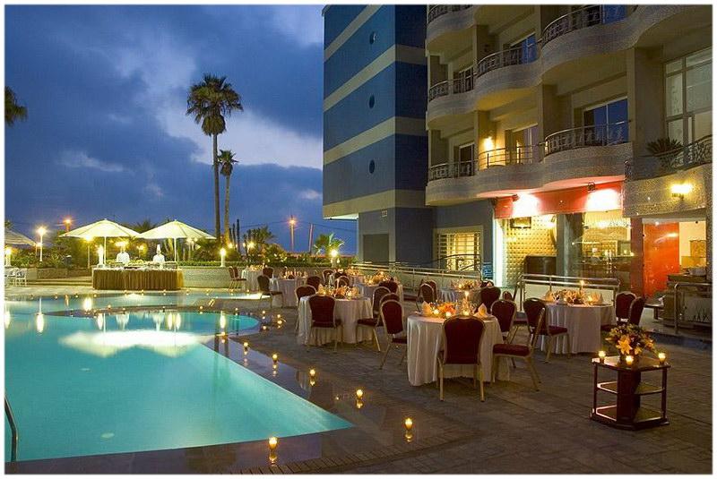 Hotel Club Val d'Anfa Casablanca voyage au Maroc