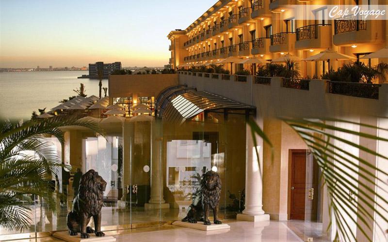 Hotel Concorde Les Berges Du Lac, tunis, Tunisie, vue lac