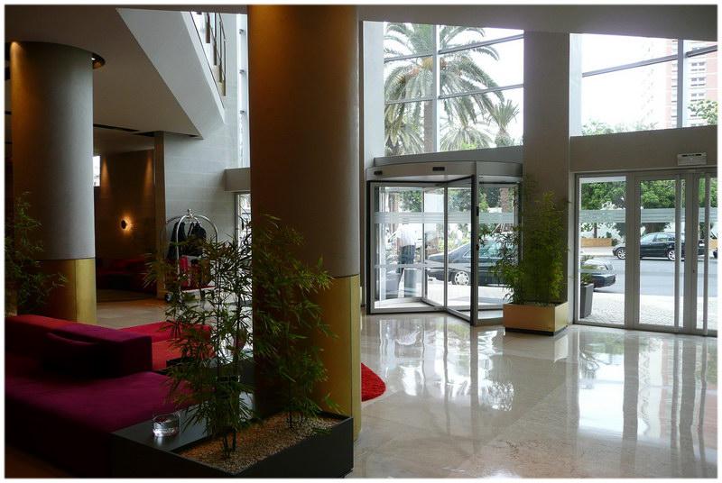 Hotel Novotel City Center Casablanca voyage au maroc