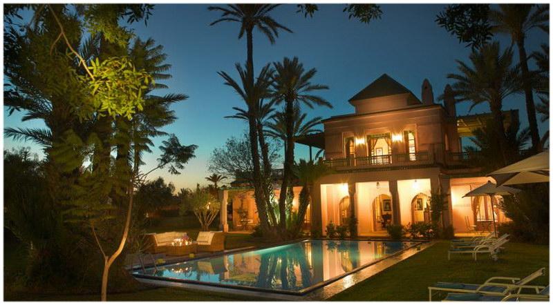 Hotel Palmeraie Village, Marrakech voyage au maroc