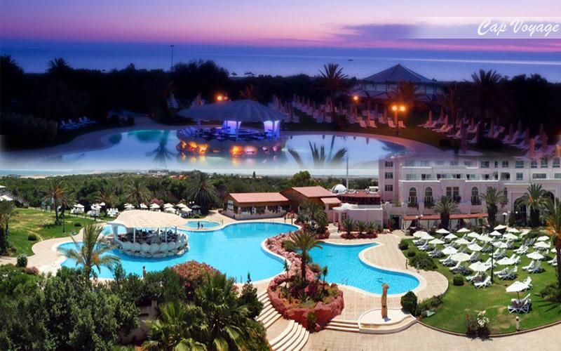 Hotel Regency, Tunis, Tunisie, vue piscine