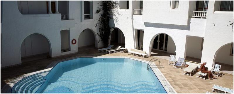 Hotel Jasmina Playa Djerba, Tunisie