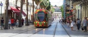 Montpellier,Languedoc-Roussillon,France,tramway