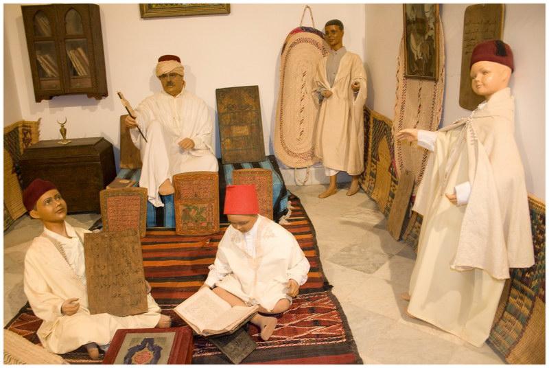 Musée Dar Cheraït Tozeur, Voyage en Tunisie