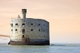 Poitou-Charentes,France,fort Boyard