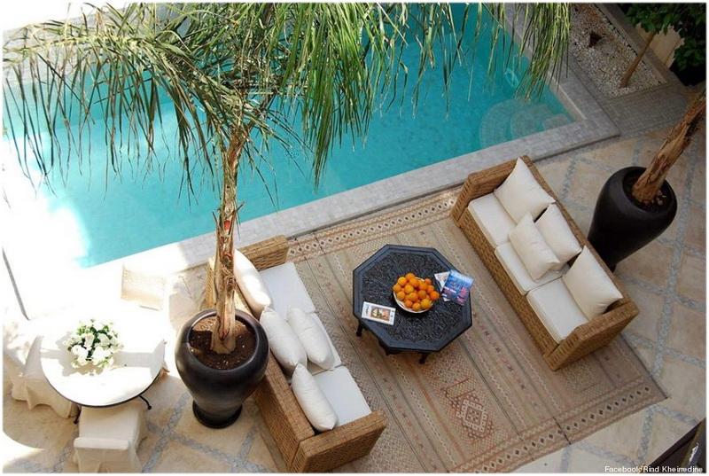 Hotel Riad Kheirredine Marrakech, Maroc