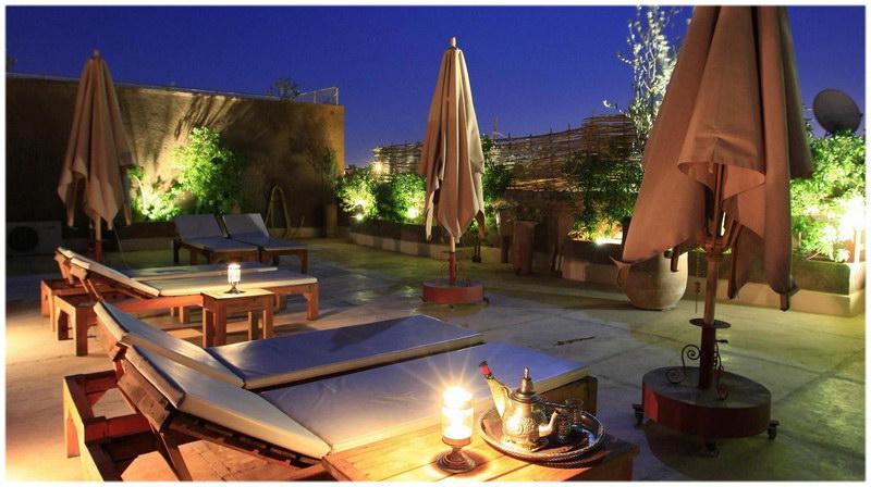 Riad L'Aziza Marrakech voyage au Maroc