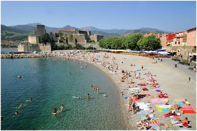 Vendres h rault languedoc roussillon france cap voyage - Office du tourisme de port vendres ...