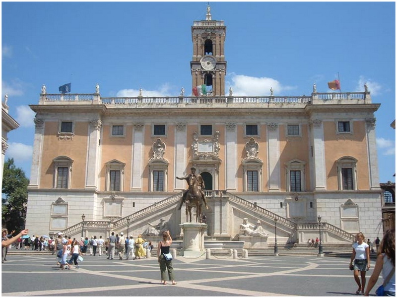musee capitole, rome