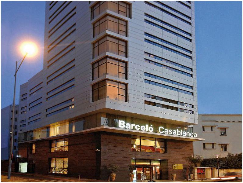 hotel Barceló Casablanca