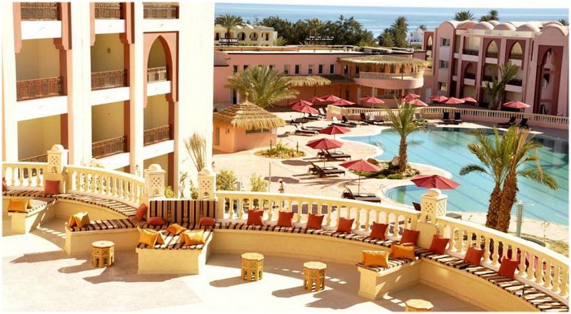 Hotel lella meriam zarzis tunisie cap voyage