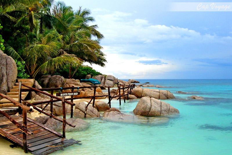 Les plus belles iles du monde, Koh Tao - Thaïlande