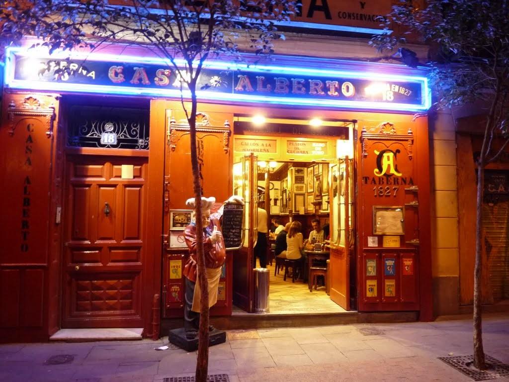 Casa Alberto - Madrid