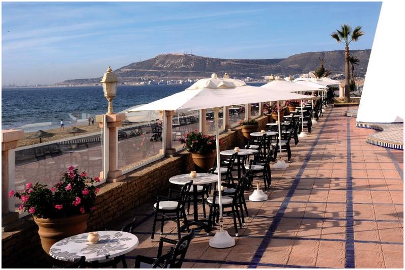 Hotel Amadil Beach Agadir, Maroc