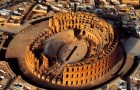 L'amphithéâtre romain d'El Jem, Tunisie