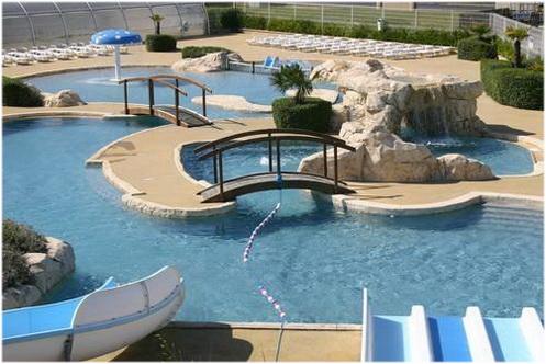 Tourisme berck nord pas de calais france cap voyage for Camping avec piscine nord pas de calais