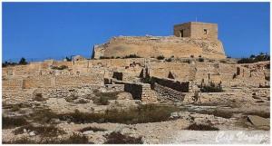 Borj El Hissar à l'île de Karkennah, voyage en Tunisie