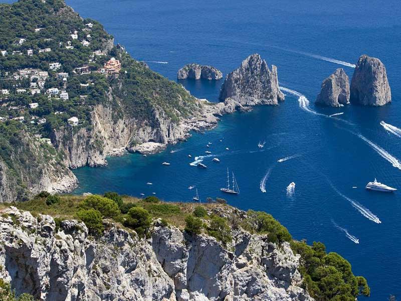 Capri,Naples, Italie