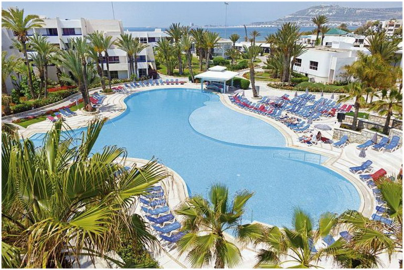 Hotel framissima les dunes d 39 or agadir maroc cap voyage for Chambre cinquante sept