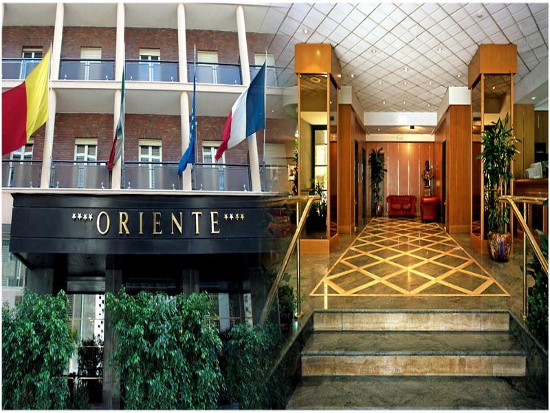 Grand Hotel Oriente, Naples, Italie