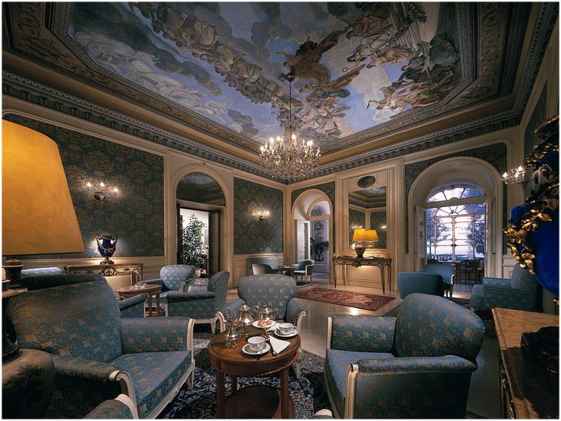 Hotel Excelsior, Naples, Italie