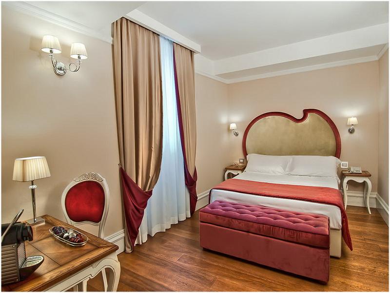 Hotel Infinity, Rome, Italie, chambre