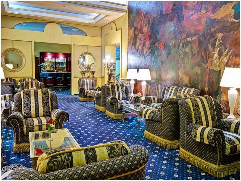 Hotel Mondiale, Rome, Italie