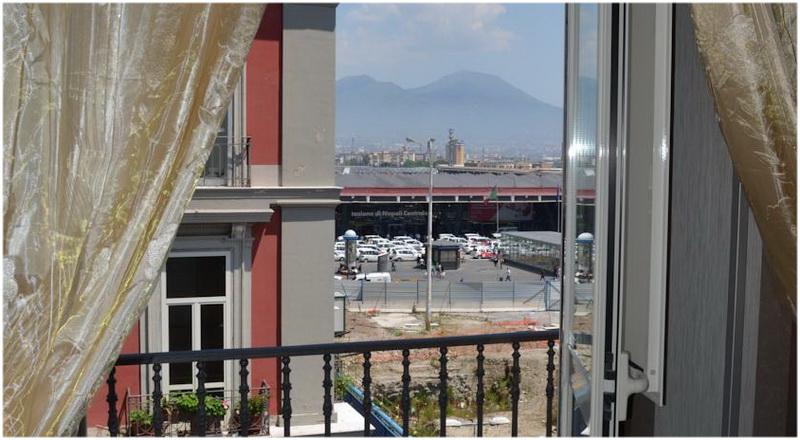 Hotel New Sayonara, Naples, Italie