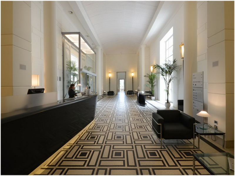 Hotel Palazzo Esedra, Naples, Italie