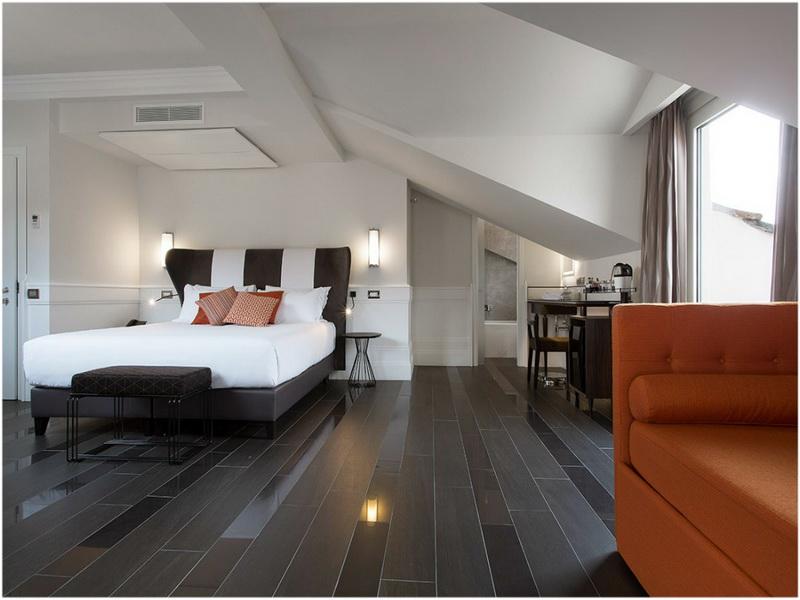 Hotel Palazzo Navona, chanbre