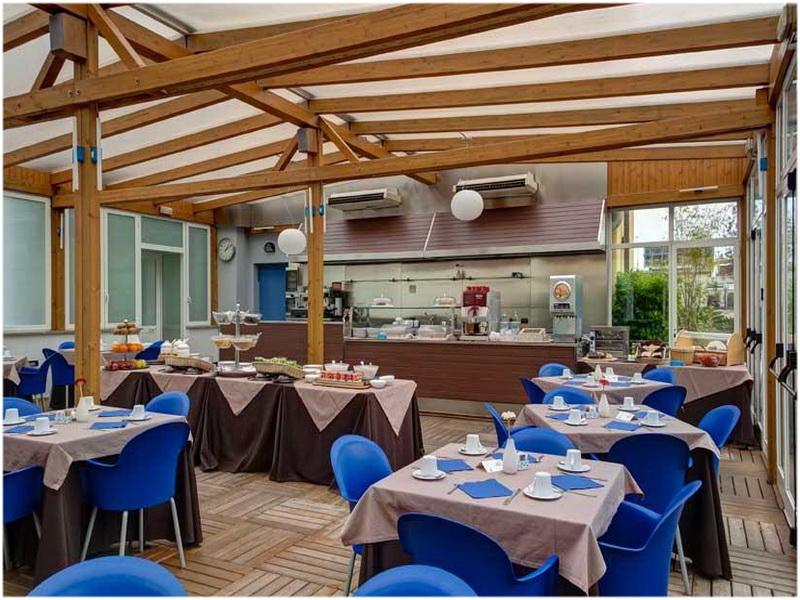 Hotel Plaza, Naples, Italie, Restaurant