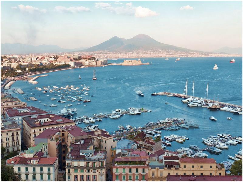 Hotel Vergilius Billia,Naples, Italie
