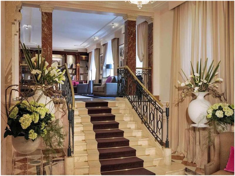Hotel Villa Borghese, Rome, Italie