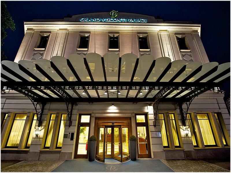 Hotel Visconti Palace, Rome, Italie